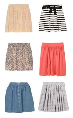 Love skirts! I need new ones for this Spring.