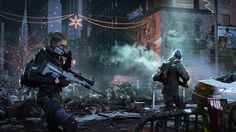 Tom Clancy's The Division Dark Zone story trailer [PS4/Xbox One/PC]