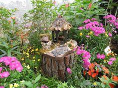 Tinkerbell's Miniature Fairy Garden