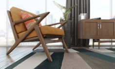 Can you find more sophisticated lines in a chair? We don't think so. The Soto - http://joybird.com/chairs/soto-chair/
