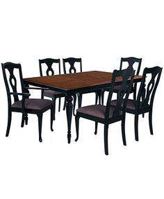 1000 images about dining rooms on pinterest dining room for Black friday dining room table deals