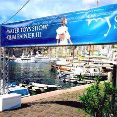 Welcome to the #MonacoYachtShow2015 !! #MYS2015 #SuperyachtFinishingServices