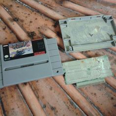 Why we clean and test is illustrated perfectly with this horribly dirty and possibly corroded copy of F Zero on snes. #retrofix #retrofixgaming #restorations #snes #gettoknowus