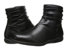 SoftWalk Hanover Black Soft Nappa Leather - Zappos.com Free Shipping BOTH Ways