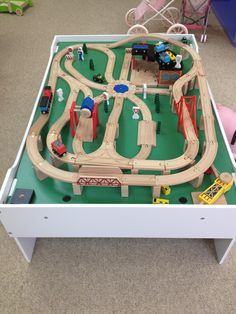 Purchase Train Table Layout Dad Google Search