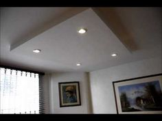 Antes y Despues sala, comedor casa santa fe....wmv - YouTube