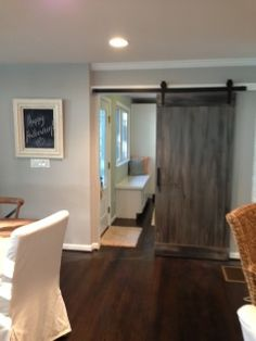 Just wanted to thank you for all your help with our barn door- my husband really appreciated your help with instructions for building. We love it!!  Thanks again- I will highly recommend your website and customer service to my interior design clients! Thanks again - Rani - http://RusticaHardware.com/