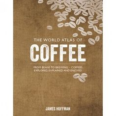 4 coffee books that every cook should have