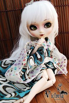 Victoria - Pullip Blanche | Flickr - Photo Sharing!