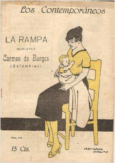 La rampa-Los contemporaneos. 1921