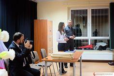 Dziękujemy Rafał Sonik, Karolina Solowow, że odwiedzili z nami to miejsce i popatrzyli z zainteresowaniem i wyrazem godności w oczy wychowanków.