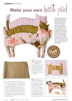 Sweet Living magazine Issue 2  Crafts, DIYs, food, green living, backyard…