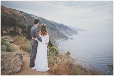 Cliffside, Wedding, Big Sur, Destination, California