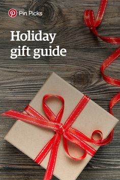 Our 2014 holiday gift guide is here! Check out Pin Picks for more of our favorite gift ideas.