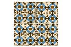 Azulejo FS4 Francisco Segarra / Tile