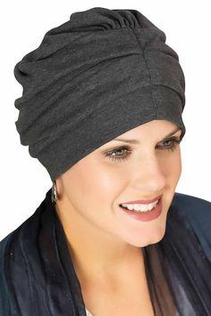 Trinity Cotton Turban: Chemo Turbans for Cancer