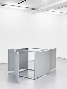 Charlotte Posenenske at Galerie Nelson-Freeman, Paris (2011)