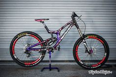 santa cruz v10c troy lee designs