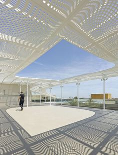 Glass Bubbles and Wooden Waves: How Belzberg Architects Makes the Most of Materials - Architizer