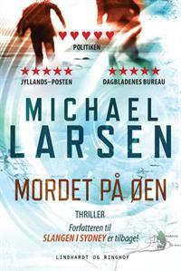 """Michael Larsen, """"Mordet på øen"""""""