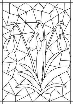 Printable mosaic templates | Download them or print | Coloring ... | 334x236