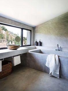 Modern bathroom design 296463587961879345 - Source by lillyrosed Rustic Bathroom Decor, Bathroom Interior Design, Diy Interior, Interior Colors, Interior Modern, Apartment Interior, Luxury Interior, Interior Architecture, Bad Inspiration