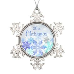 Snowflakes Design Ornament