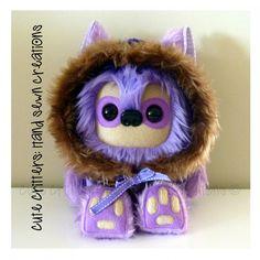 $65.00 Mila Yeticub by CuteCritters on Handmade Australia
