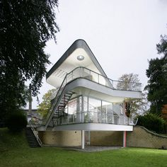 Schminke House | Architect Hans Scharoun