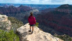Those visiting the remote North Rim (5-hour drive from South Rim) will be rewarded with a chance to see the canyon without the crowds.