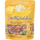 Wellness Healthy Indulgence Turkey and Duck Cat Food, 3 Ounce — 24 per case.