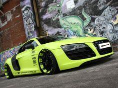 XXX-Performance Audi R8 V10 '2012