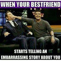 Yep that's my friends