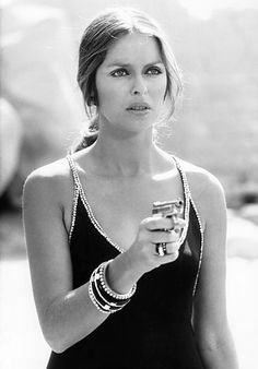 In The Spy Who Loved Me, Barbara Bach plays Russian spy Anya Amasova. Codename: XXX.