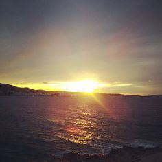 """@lost_in_summer's photo: """"#sunset in Ibiza right now... #ibiza2013"""""""