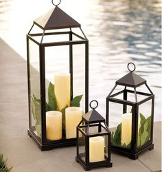 Malta Lantern   Traditional   Outdoor Lighting   By Pottery Barn