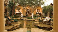 the cloister spa  sea island resort, GA