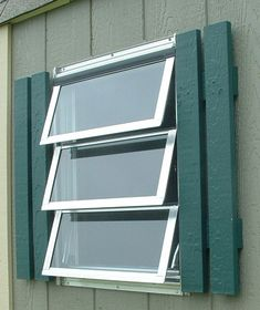 Awning Jalousie Windows