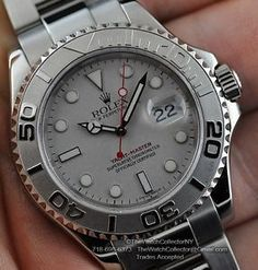 #Rolex #Yachtmaster 16622 40mm Steel/Platinum Full Size Mens Warranty Included