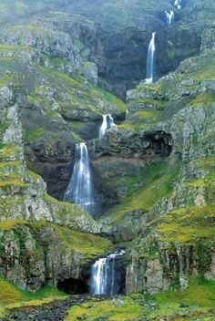 Waterfalls of Ireland