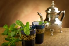 peppermint tea for diarrhea
