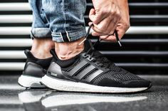 Adidas Ultra Boost Core Black (2)