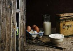 Old farm kitchen