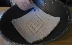 Tutoriales Bricolage, manualidades e ideas Pasta Piedra, Salt Art, Ideas Creativas, Diy And Crafts, Polymer Clay, Paper, Food, Creative Ideas, Van