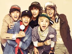 B1A4. These guys are too cute :]