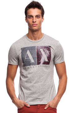 Shop the full range of Clothing and Accessories for Men and Women from the latest collection today. Polo Shirt Outfits, Mens Tee Shirts, T Shirt, Fashion Brand, Mens Fashion, Independent Clothing, Armani Logo, Men's Wardrobe, Emporio Armani