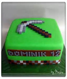 Cake Decorating Minecraft – All Cakes Minecraft Birthday Cake, 80 Birthday Cake, Minecraft Cake, Boy Birthday Parties, Birthday Ideas, 10 Tier Wedding Cakes, Pastel Minecraft, Beautiful Cakes, Amazing Cakes