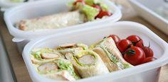 15 recetas de platos fríos y saludables para comer en la oficina