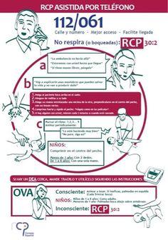 Pasitos de bebé: Primeros auxilios: RCP asistida para niños y adultos
