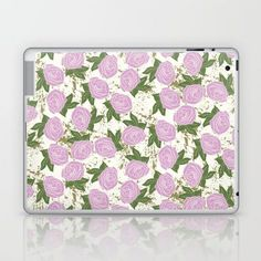 Pink Roses Laptop skin $25.00